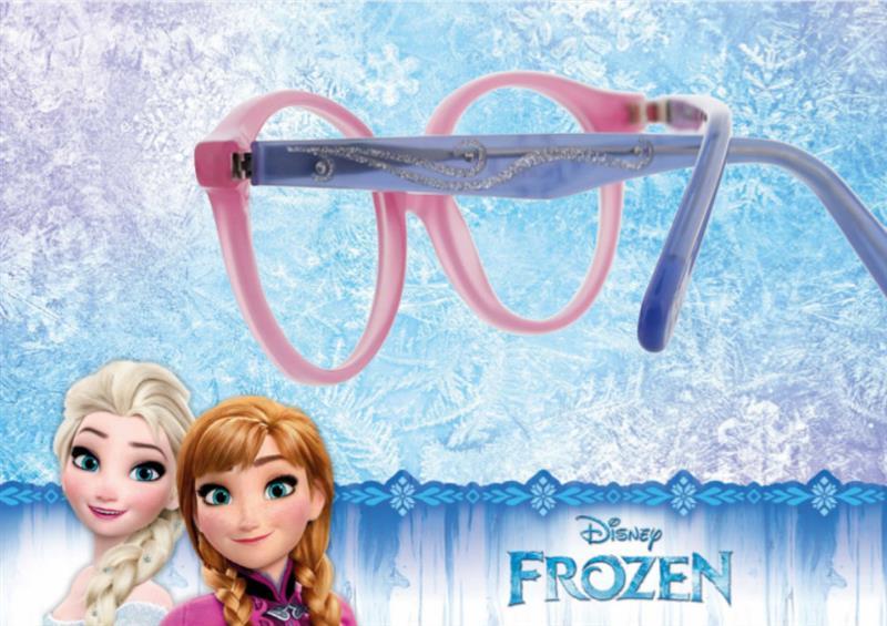 produs nou selecție uimitoare moda designerului Colectia de ochelari de vedere Disney Frozen | Optica Iris