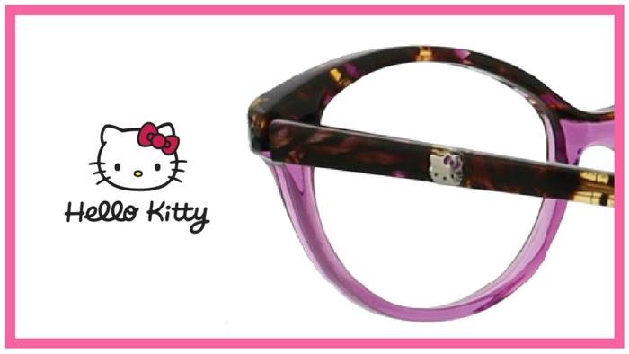 selecție premium reducere cea mai mică preț accesibil Colectia de ochelari de vedere pentru copii Hello Kitty | Blogul ...